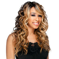 Freetress Equal Synthetic Lace Front Deep Invisible Part Wig - Bently