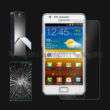 Premium Tempered Glass Film Screen Protector for Samsung Galaxy S2 II i9100,Plus