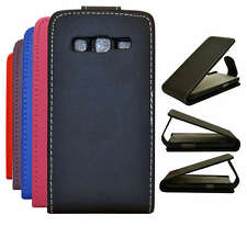 5 Colour Pu Leather Flip Phone Case Cover For Samsung Galaxy Express 2 G3815