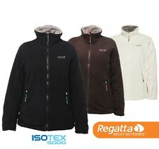 Regatta Tectonic Womens Waterproof Breathable FullZip Fleece Jacket RWA029