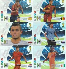 Panini Adrenalyn XL Fifa World Cup Brazil 2014 Trading Card Game Changer