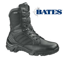 Bates GX-8 Gore-Tex Side Zip Black Boots E02268 - 2268 - All Sizes Available