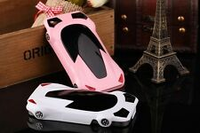 Cool 3D Race Sports Car Hard Skin Back Cover Case for Apple iPhone 5s iPhone 5