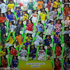 Panini WM 2014 Fifa World Cup Brasil   Utility Players / One to watch  aussuchen