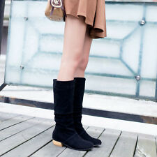 womens boots Mid calf  footwear cheap boots for women dress shoes winter snow