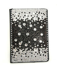 360 rotating bling Luxury Leather flip Case Cover Fr iPad Air iPad 2 3 4 5 Mini