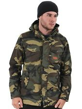 Jesse James Woodland Industry Summer Parka Jacket