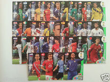 Panini Adrenalyn XL World Cup 2014 Star Player Cards