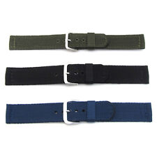 Mens NATO WATCH STRAP MOD Band Army Navy Military Nylon G10 Two Piece Sports S39
