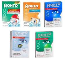ROHTO Eye Drops  all 5 available !!! Your Choice !!! NIP