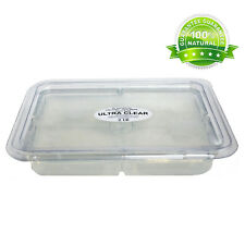 Clear Glycerin Melt & Pour Soap Base Organic You Pick Size Free Shipping