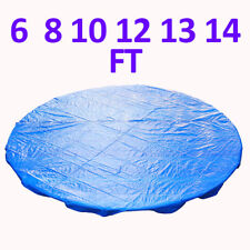 8FT 10FT12FT 13FT Trampoline Universal Rain Dust Cover Weather Protective Guard