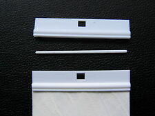 Vertical Blind Spares/Parts Top Hangers for DIY Alteration /Making 3.5 inch,89mm