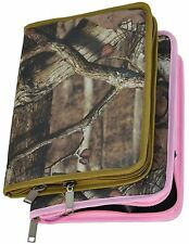 Mossy Oak Military Camouflage Padded iPad Bible Gun Pistol Case Cover Pouch