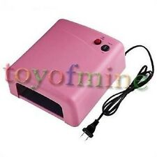 Professional 36W UV Gel Nail Curing Lamp Nail Art Dryer