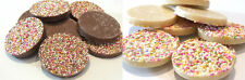 GIANT SNOWIES MILK OR WHITE CHOCOLATE JAZZIES RETRO OLD FAVOURTIE PARTY SWEETS