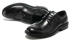 ECCO Men's SPRING Genuine Cowhide Leather Shoes Business Shoes Leisure shoes 316