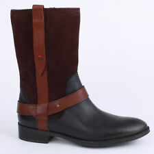 Tommy Hilfiger Hamilton8c Womens Boots Suede Leather New Shoes 3.5 5 6.5 7 UK