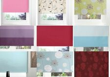 Thermal Blackout Roller Blinds Various Colours 45, 50, 60,75,90 &120cm Wide