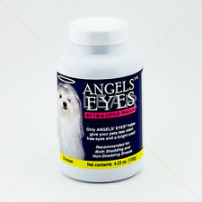 ANGELS EYES FOR DOGS CATS TEAR STAIN REMOVER ELIMINATOR ANGEL'S CHICKEN FLAVOR
