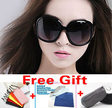NEW Women's Vintage Shades Lady Girl LARGE Fashion Oversized Designer Sunglasses