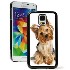 For Samsung Galaxy S3 S4 S5 Hard Case Cover 99 Yorkie Yorkshire Terrior Dog