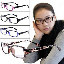 4 Colors Computer TV Radiation Protection Anti-fatigue Glasses Unisex