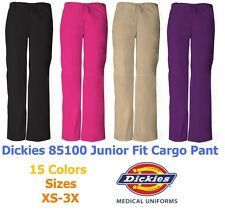 Dickies 85100 EDS Junior Fit Scrub Pant Pick Size & Color Buy 2+ item Ship $4.95