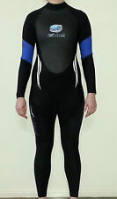 Wetsuit Steamer Womens Long Sleeve/Leg 4mm Ultrastretch Neoprene Surf Jetski