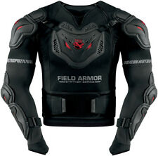 ICON STRYKER RIG MOTORCYCLE JACKET FIELD ARMOR NEW STREET RIDING JERSEY