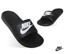 New Mens Nike BENASSI JDI 343880-090 US Sz 7~11 Nike Sandals Nike Slippers