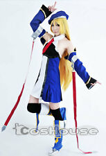 Blazblue Noel Vermillion Cosplay Costume Girl Dress Halloween Party XS-XXL Fancy