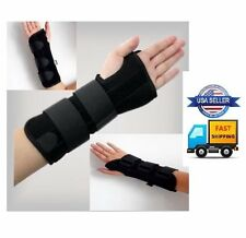 3 SIZE~Carpal Tunnel Wrist Brace Support Forearm Splint Band Strap~Fast Shipping