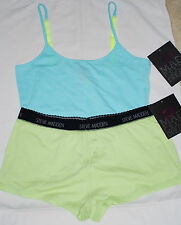 NWT Steve Madden Women's 2-piece short pajama set (tap pants and tank/camisole)