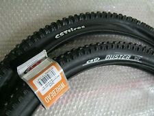 2 x RALEIGH CST OUSTER KNOBBLY MOUNTAIN BIKE MTB TYRE TYRES 29 x 2.25 PAIR 29er