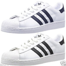 Adidas Originals Superstar II 2 Leather Trainers Shell Toe Mens Shoe