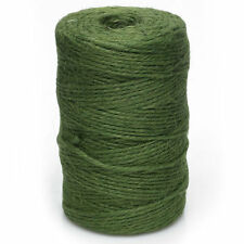 Green Jute Garden Twine - Horticultural Twine String Line - GJ60