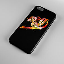 Cool Fairy Tail Logo Character Anime For iPhone 5s 5 4S 4 Hard Case Cover