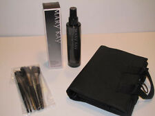 Complete MARY KAY Brush Set with Brush Cleaner