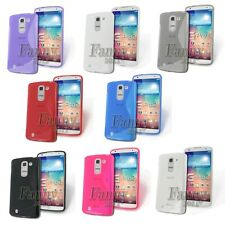 TPU Silicone Case Gel Rubber Skin Cover for LG G Pro 2,F350 D837 D838 D830