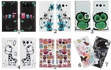 Luxury PU Leather Wallet Stand Case Cover Protector For Huawei Ascend G520 G525