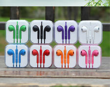 Earbuds Earphone Headset Remote Micphone For Apple iPhone iPod