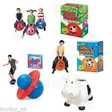 Junior Space Hopper Cow Space Hopper Retro Space Hopper Rock N Hopper NEW