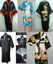 Men's Kimono Dressing Gown Bathrobe and Comfortable,China Production,One size