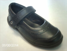 **SALE** ECCO Victoria Girls Black leather school shoe size 23 (UK 6) NEW