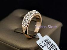 18K Gold Plated Crystal Swarovski Elements Wedding Ring