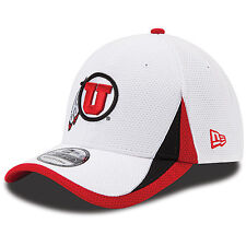 NEW ERA Men's Utah Utes Training Classic 39THIRTY Flex Fit Cap