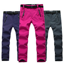 WATERPROOF SKI PANTS WOMEN SNOWBOARD WINTER PANTS OUTDOOR S M L XL XXL