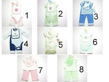 First Impressions 3 PC Layette Set Baby Outfit O-3,3 -6,6-9 MONTHS Girl BOY new