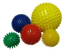 FIRM SPIKEY MASSAGE BALL All Sizes Autism Therapy Special Need MyoFascial Muscle